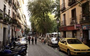 Malasaña: Hipster Central in Madrid