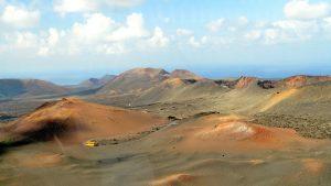 Lanzarote's Stunning Timanfaya National Park