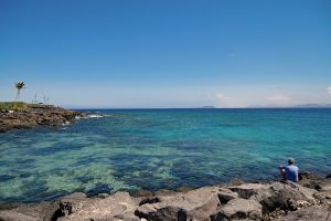 Playa Blanca on Lanzarote