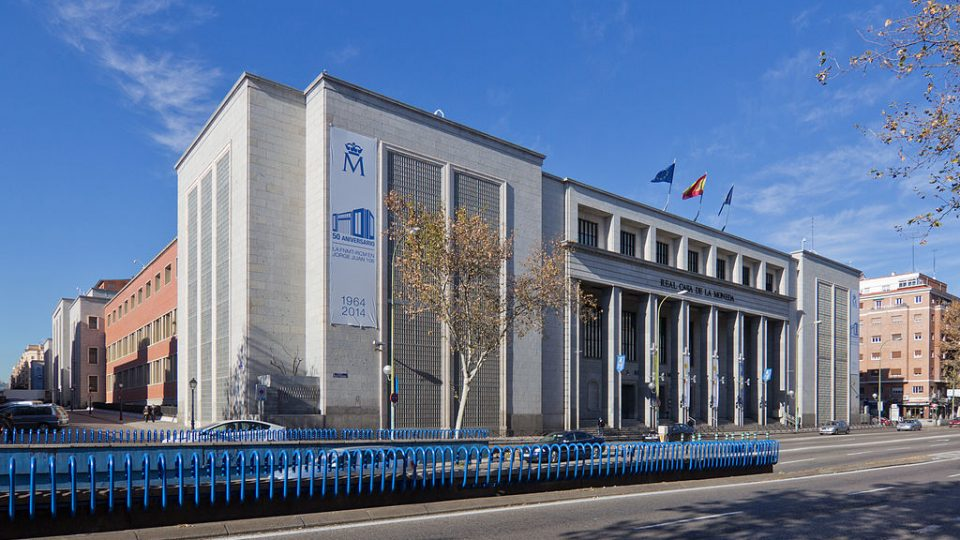 Madrid's Museum of the Royal Mint