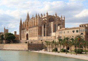 This is Palma, Mallorca