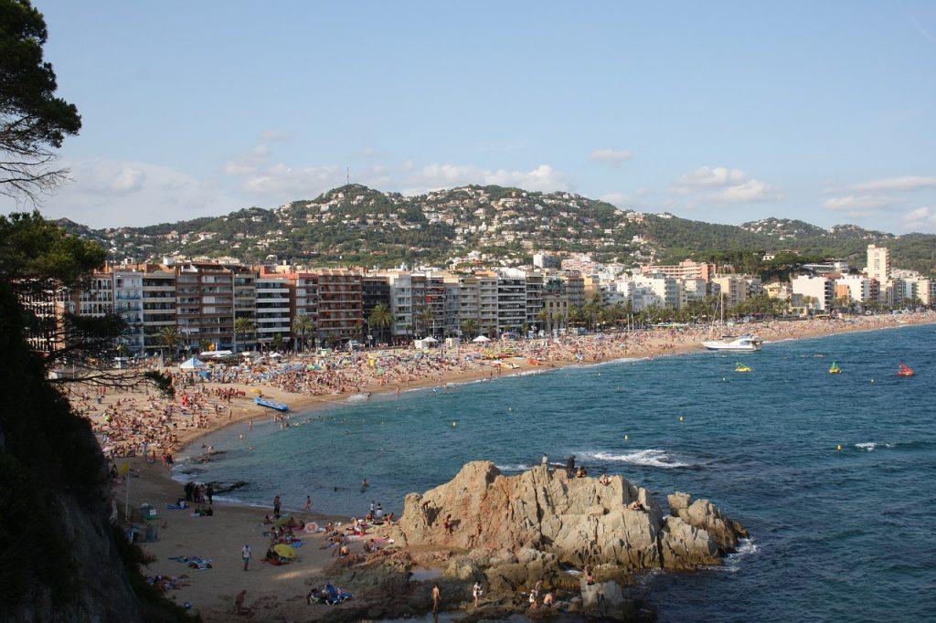 Spain's Lloret de Mar