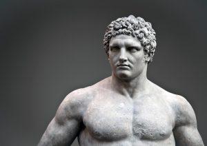 Greek Statue of Hercules