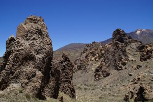 Hiking opportunities in Mount Teide National Park, Tenerife