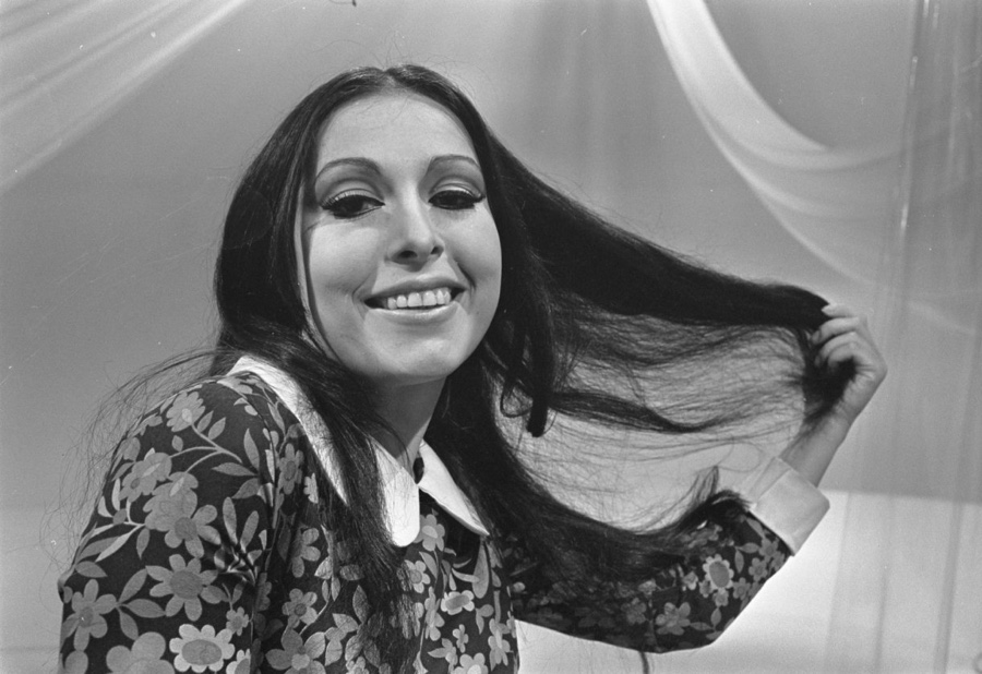 Massiel won Eurovision for Spain in 1968