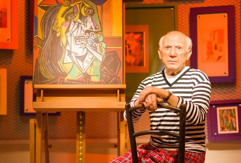The Life and Works of Pablo Picasso