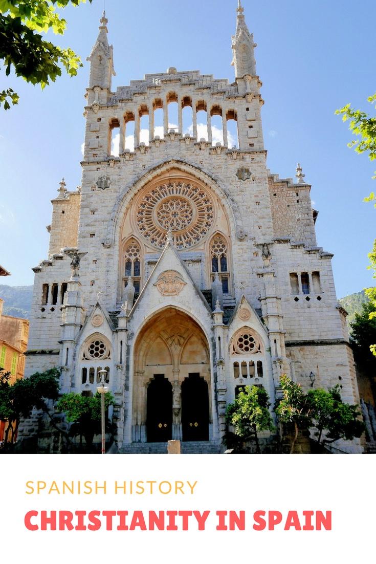 How Christianity Came to Spain: The spectacular Església de Sant Bartomeu in Sóller on Mallorca