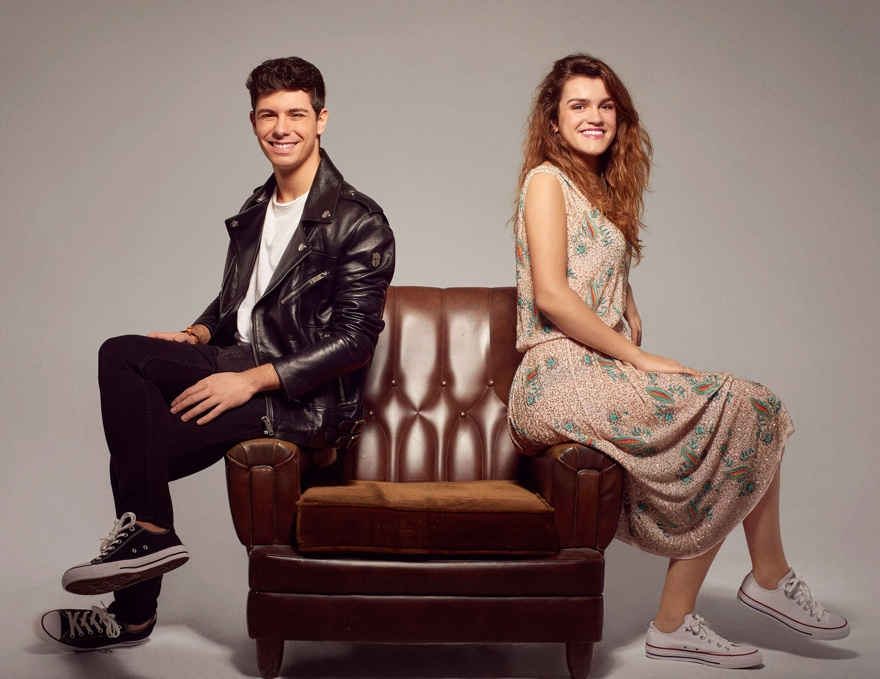 Amaia & Alfred represented Spain in the 2018 Eurovision Song Contest